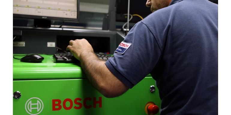 Más de 90 años de Bosch Car Service