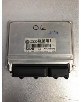 Unidad de motor ECU Audi A4 / Volkswagen Passat 1.8 0261204774 8D0907558B