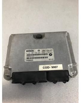 Unidad de motor ECU Chrysler Grand Voyager 2.5 TD 0281001768 P04686662AC
