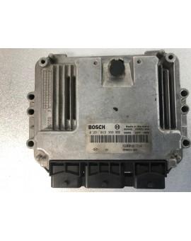 Unidad de motor ECU Renault DCI 0281013366