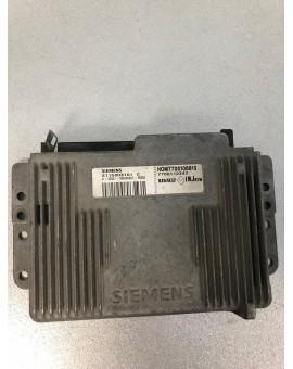 Unidad de motor ECU SIEMENS Renault S115303101C HOM7700108813 7700112343