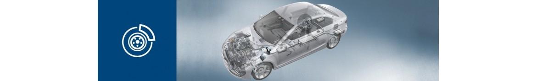 Productos de calidad en taller Inyecar - Frenos Bosch